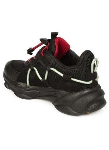 Vicco Vicco Filet Phylon Spor Ayakkabı Erkek Çocuk  Siyah